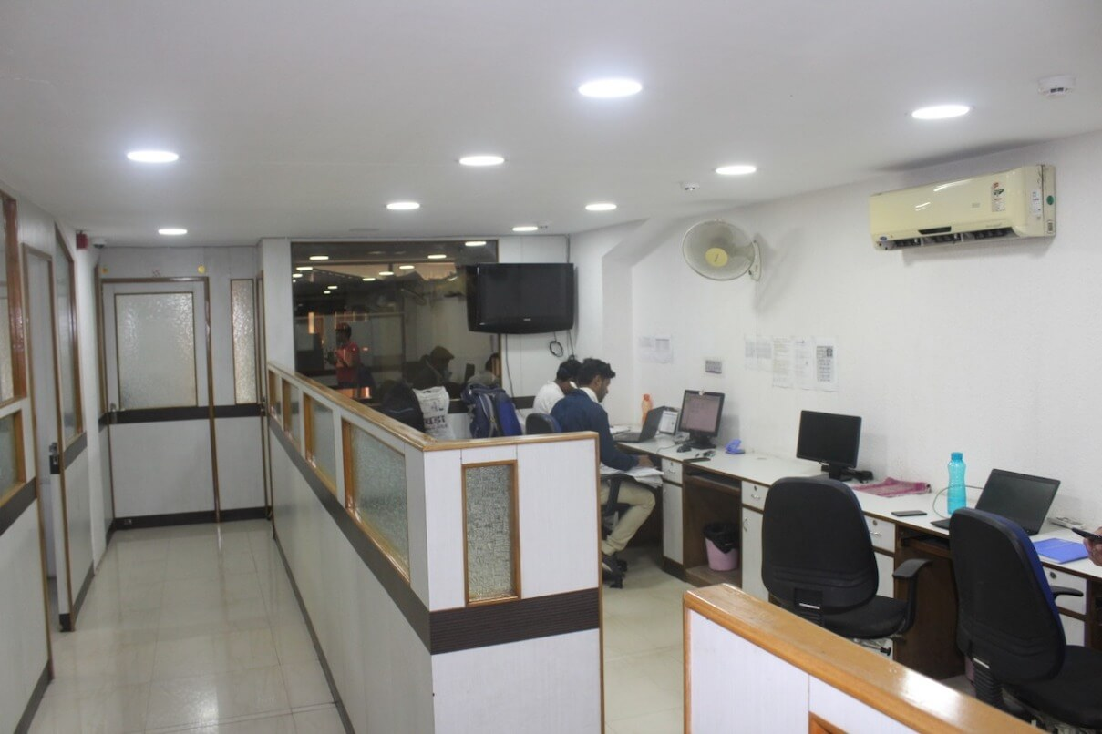Office Space for Rent 1550 Sq. Feet at Indore