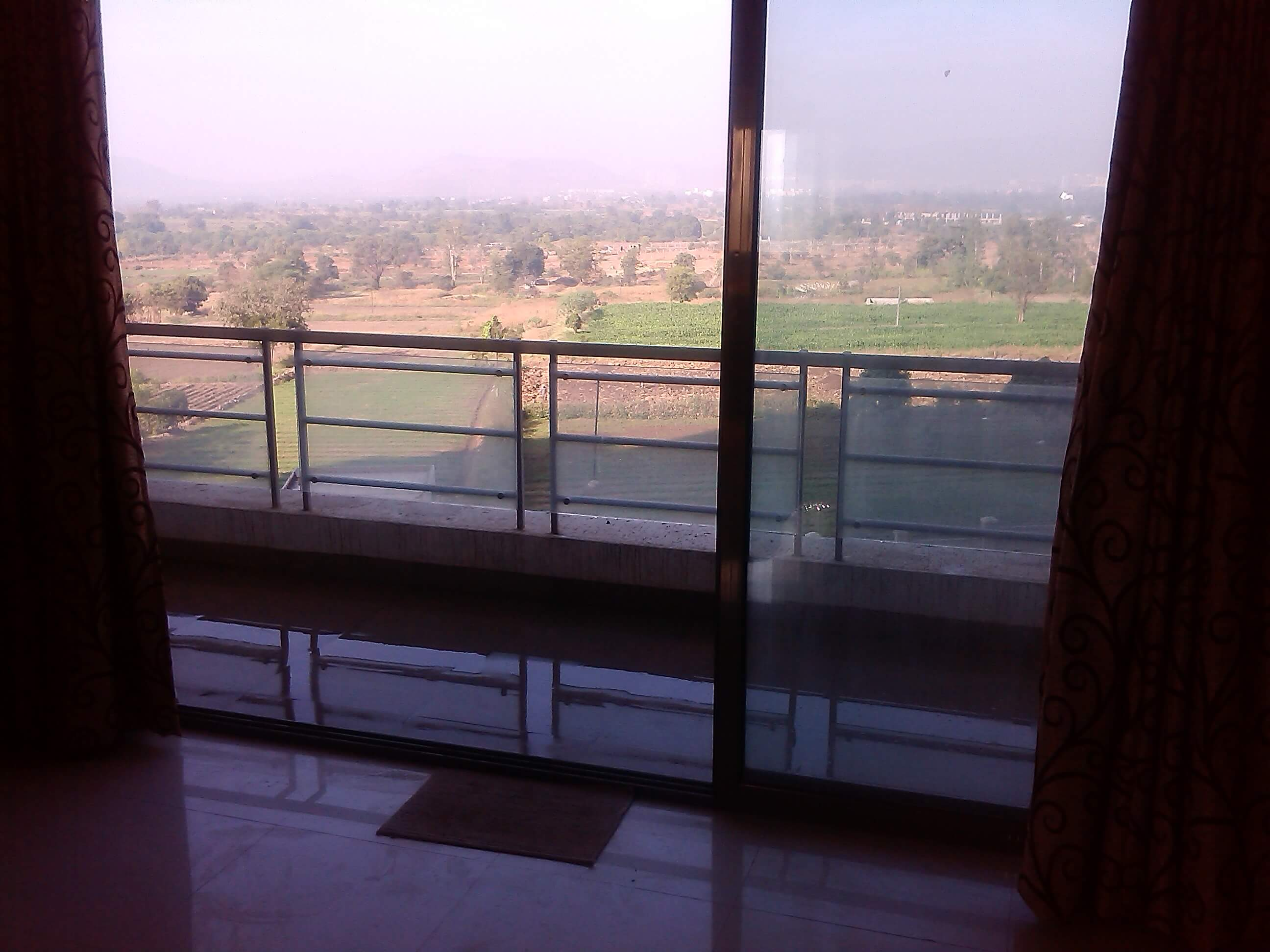 Spacious, Lavish & Ultra-modern Flat with nature around. Buy this premium property to settle down.