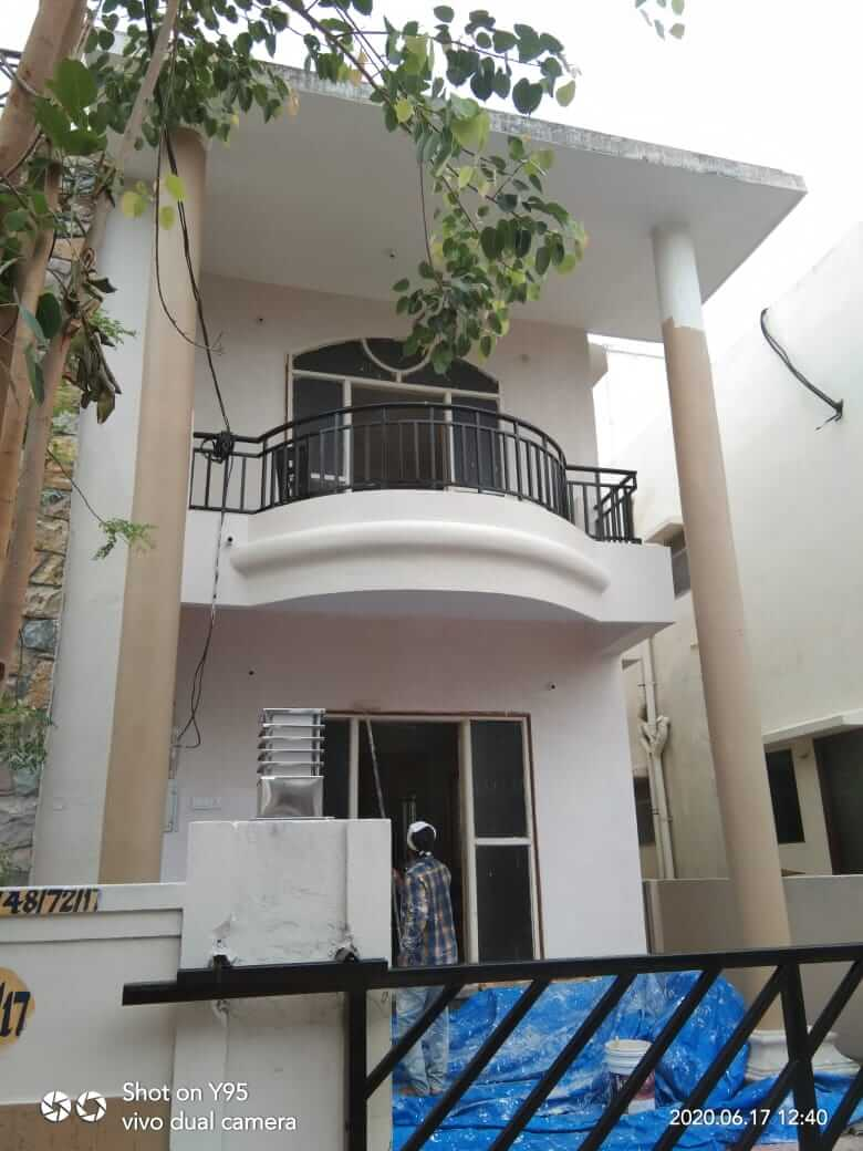 Independent House for Rent 2500 Sq. Feet at Hyderabad, Shamshabad