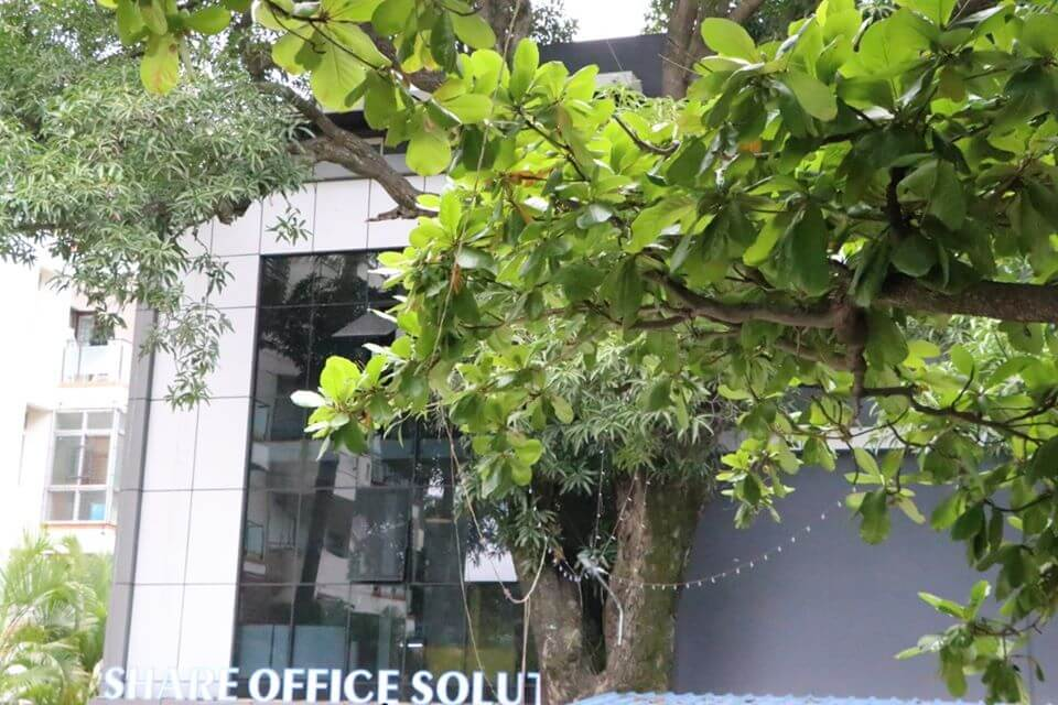 Office Space for Rent 1900 Sq. Feet at Ulsoor