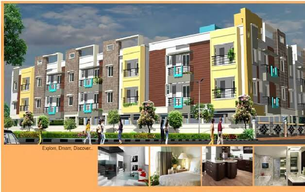 Offordable Price @ Vandalur & Perungaladur in City limit