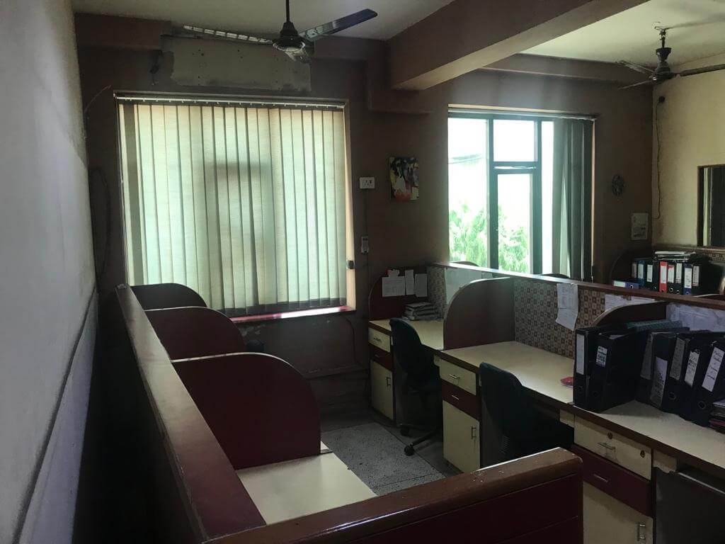 Route 2 Market Office Space at Om Kiran Building in Noida Delhi NCR