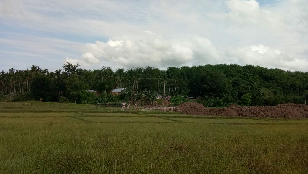 LAND FOR SALE AT KHETRI, GUWAHATI [ASSAM] FALLS UNDER TRIBAL BELT