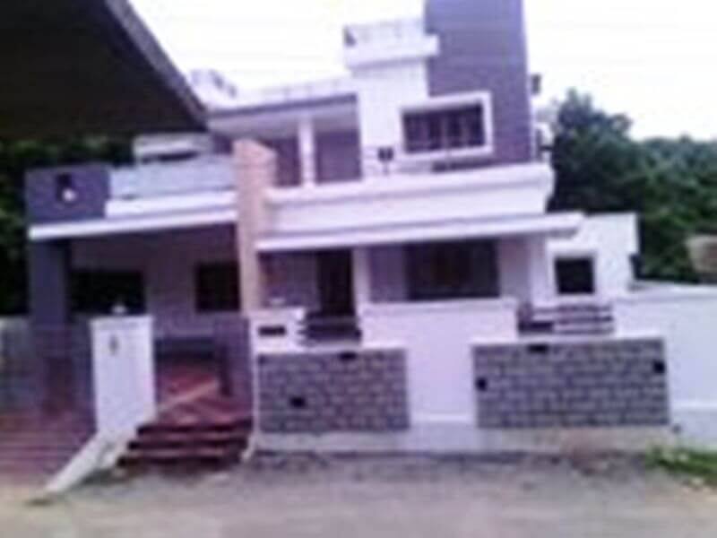 10 cent land 3300sqft NEW CONTEMPORARY HOUSE Thannissery, Palakkad