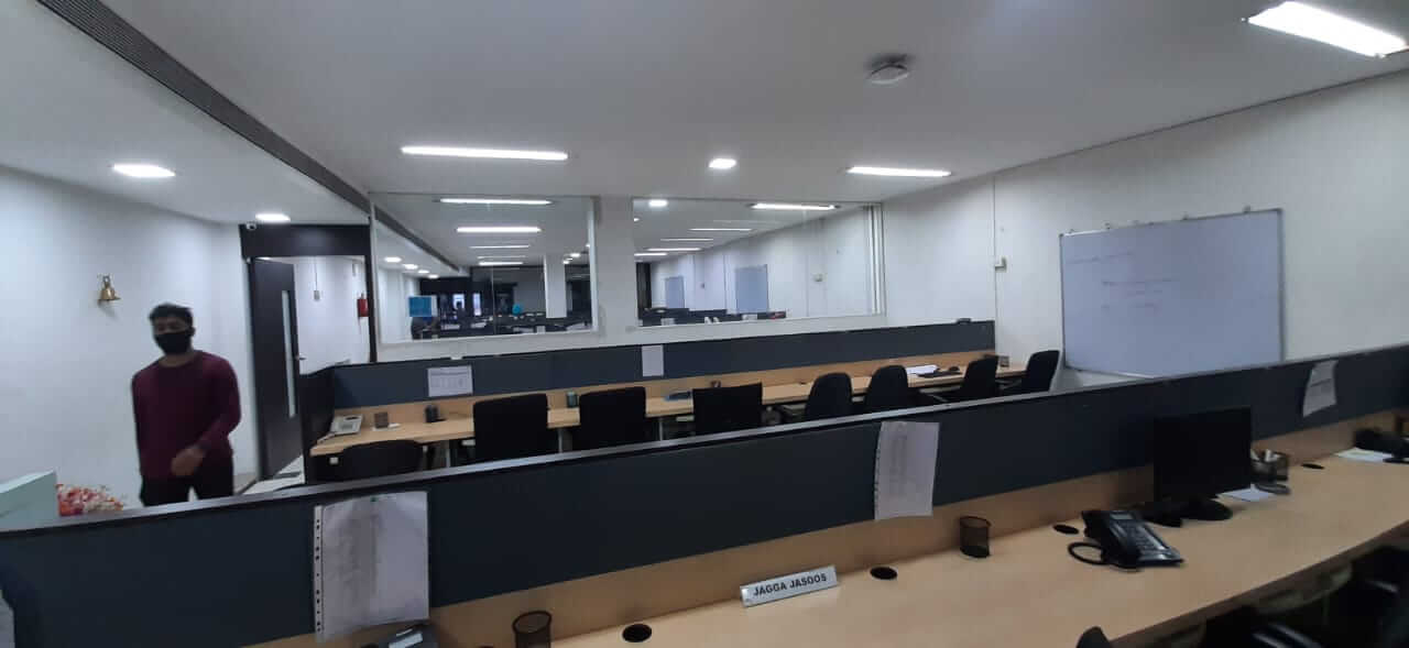Office Space for Rent 3900 Sq. Feet at Mumbai