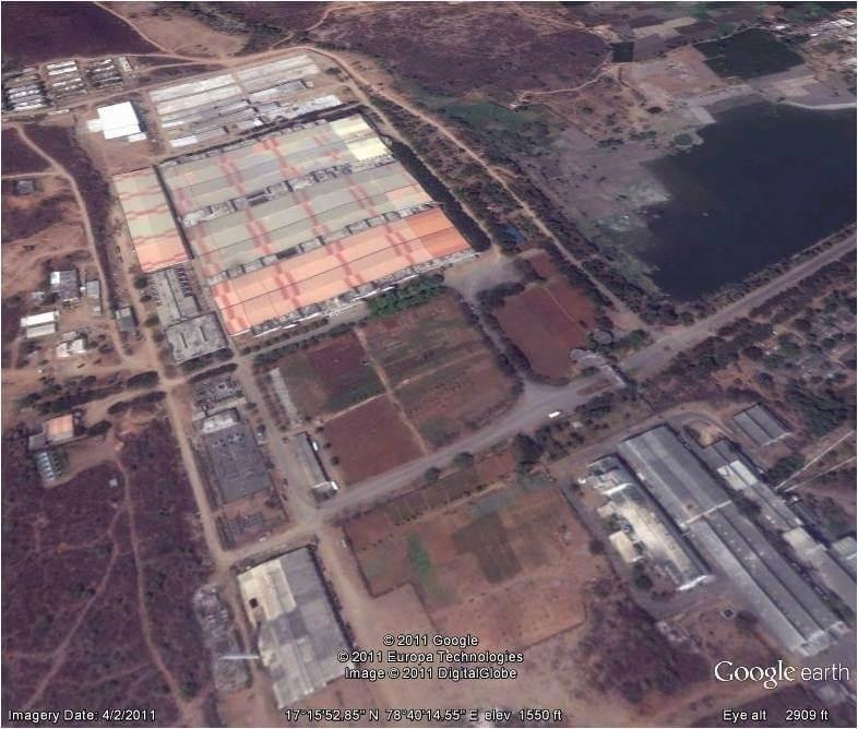 Warehouse Facility of more than 8,00,000 Sq. Feet at Sanghi Nagar