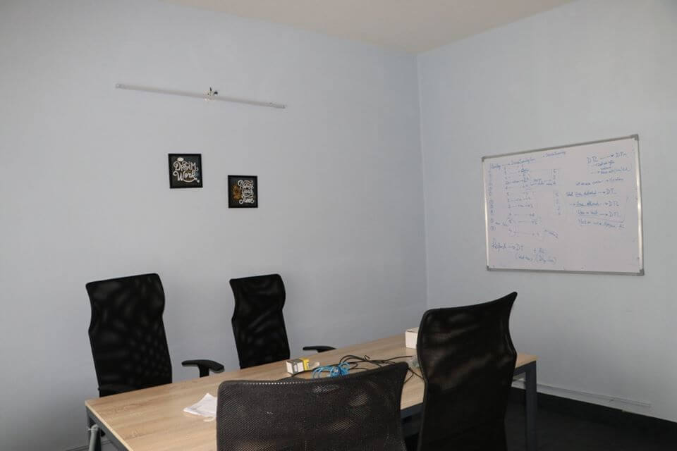 Office Space for Rent 1000 Sq. Feet at Ulsoor