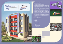 Kunal Homes - Sai Sankul a Mega township in Kalyan West on 2 Acres of land parcel