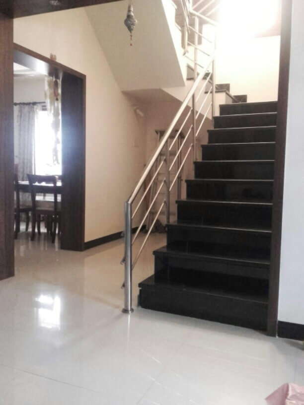 Three BHK villa 75lkhs furnished fully for re sale............