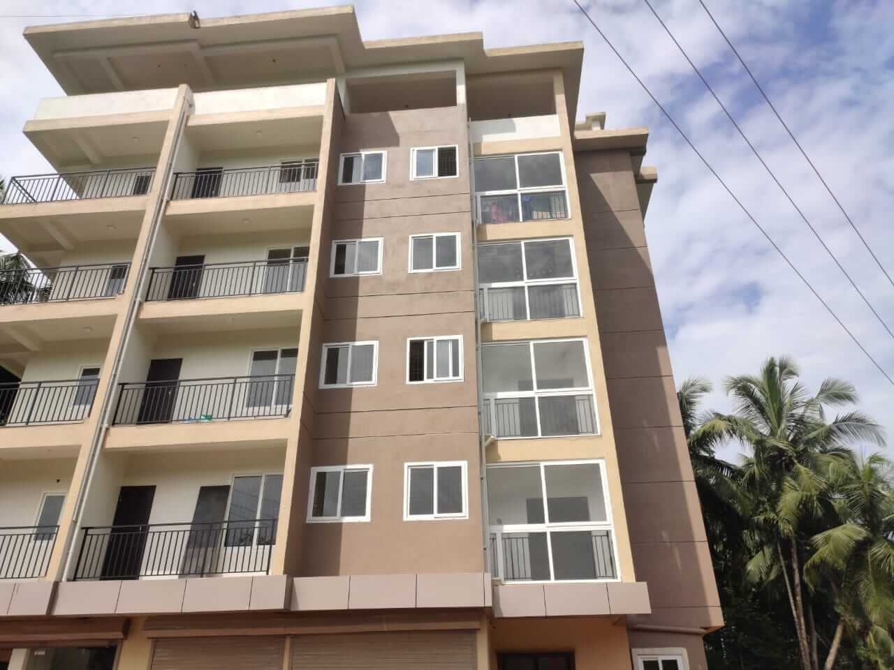 S CUBE RESIDENCY- READY TO OCCUPY 1 & 2 BHK APARTMENT FOR SALE
