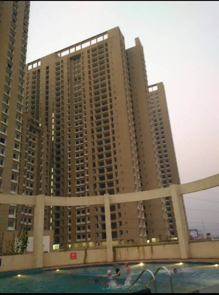 2bhk flat for rent at arihant city in bhiwandi baypass near by saibaba mandir road.