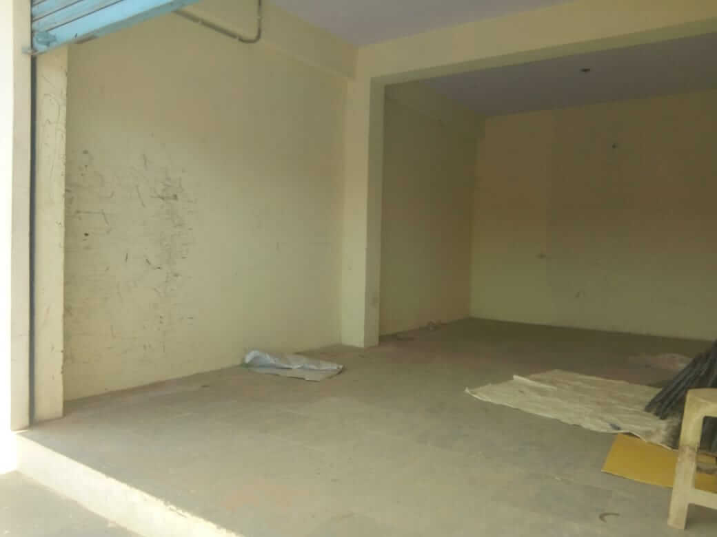 500 sft godown space for rent  east facing. for storage purpose