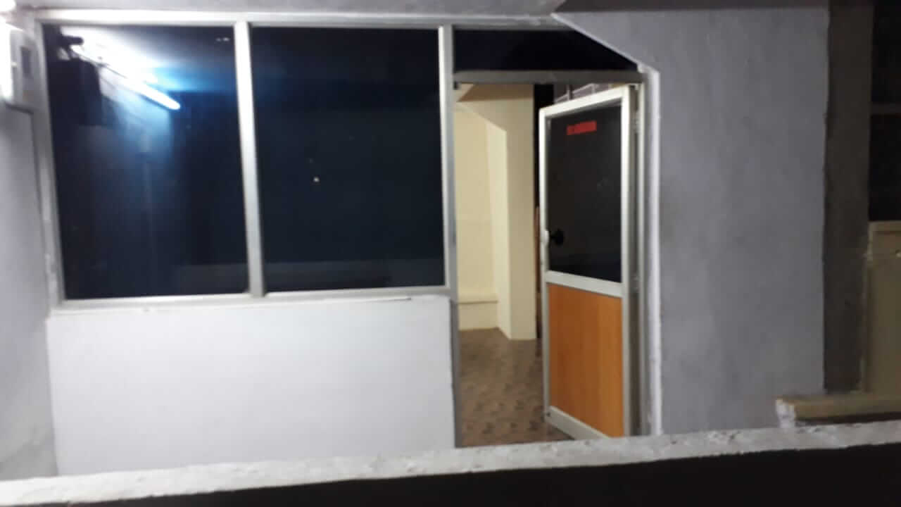 Commercial Single Room Office Space for Rent in Hyderguda Area