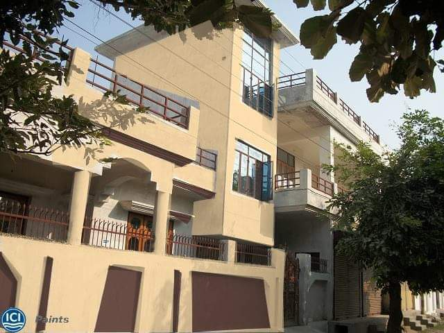 Independent House for Rent 1200 Sq. Feet at Lucknow, Raibareli road