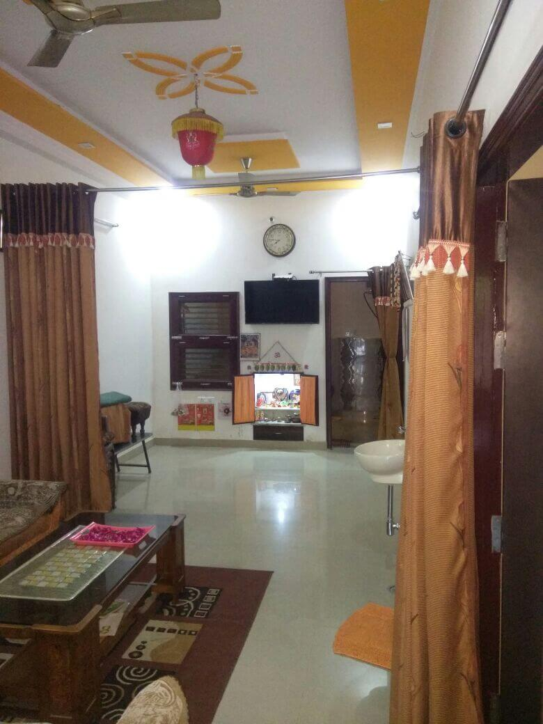 Double Story 4 Bedroom Independent House/Villa, Semi Furnished