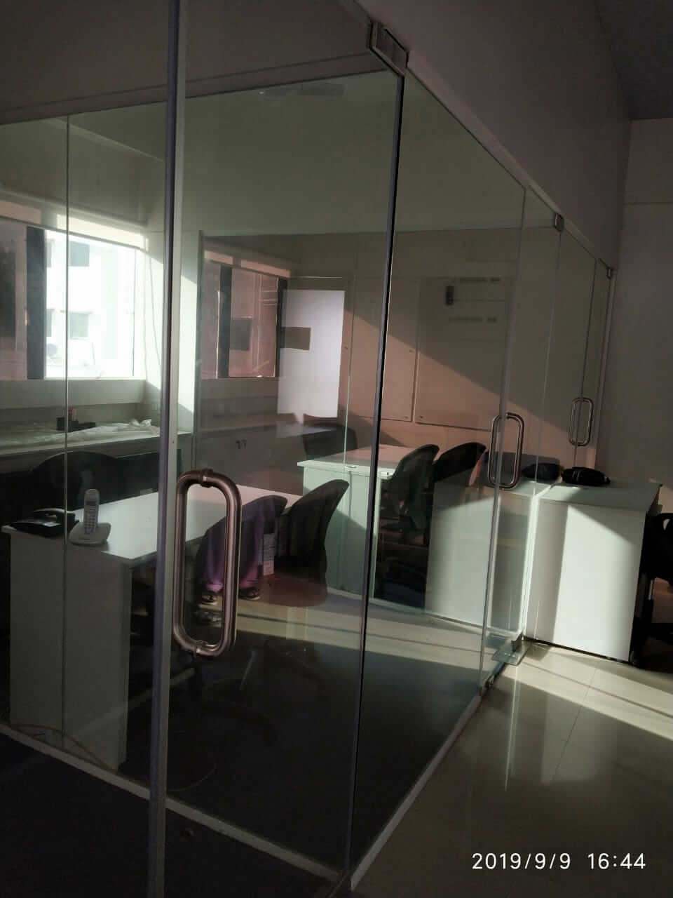 property for rent/lease 2nd floor an office space for Companies at Bangalore Vasanthnagar