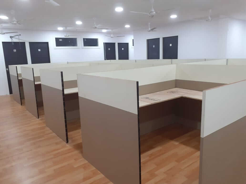 Business Center for Rent 6000 Sq. Feet at Hyderabad