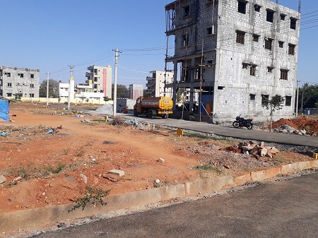 Residential Plots For Sale in Bommasandra, Electronic City, Bengaluru