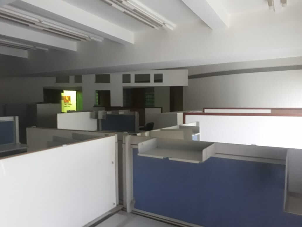 Office Space for Rent 4440 Sq. Feet at Mumbai