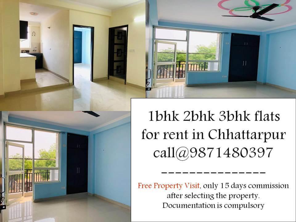 1 BHK Apartment / Flat for Rent 999 Sq. Feet at Gurgaon, M.G. Road