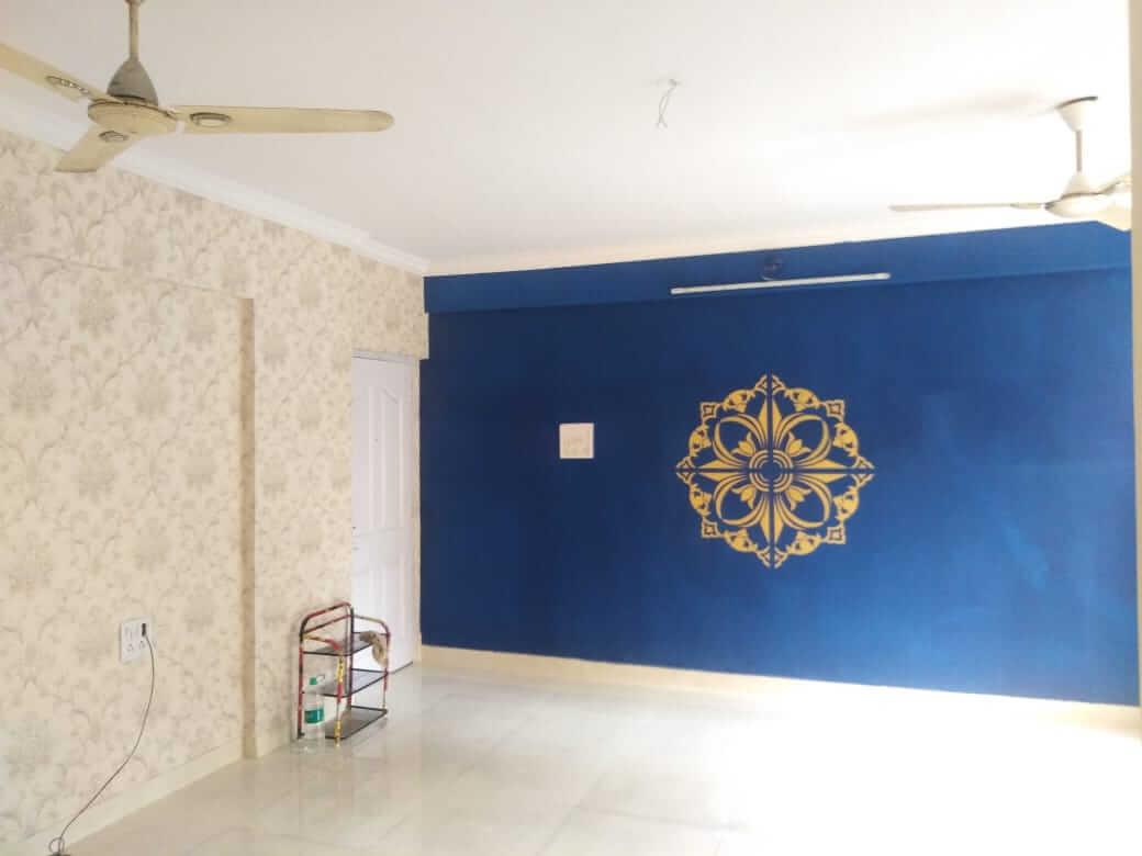 2 BHK Apartment / Flat for Rent 940 Sq. Feet at Mumbai, Thane