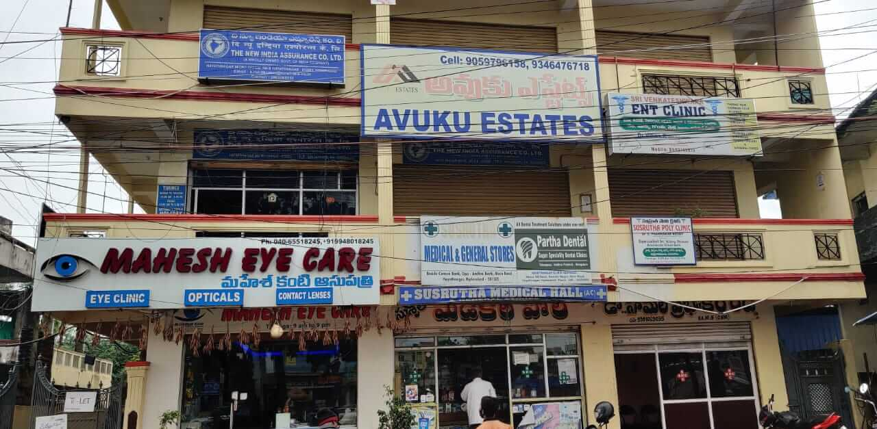 Multipurpose Building for Rent 14000 Sq. Feet at Hyderabad