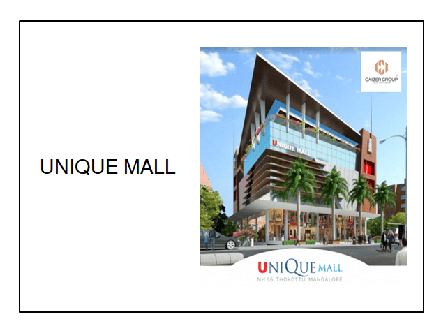 Get ready to experience the new way of shopping with Unique Mall