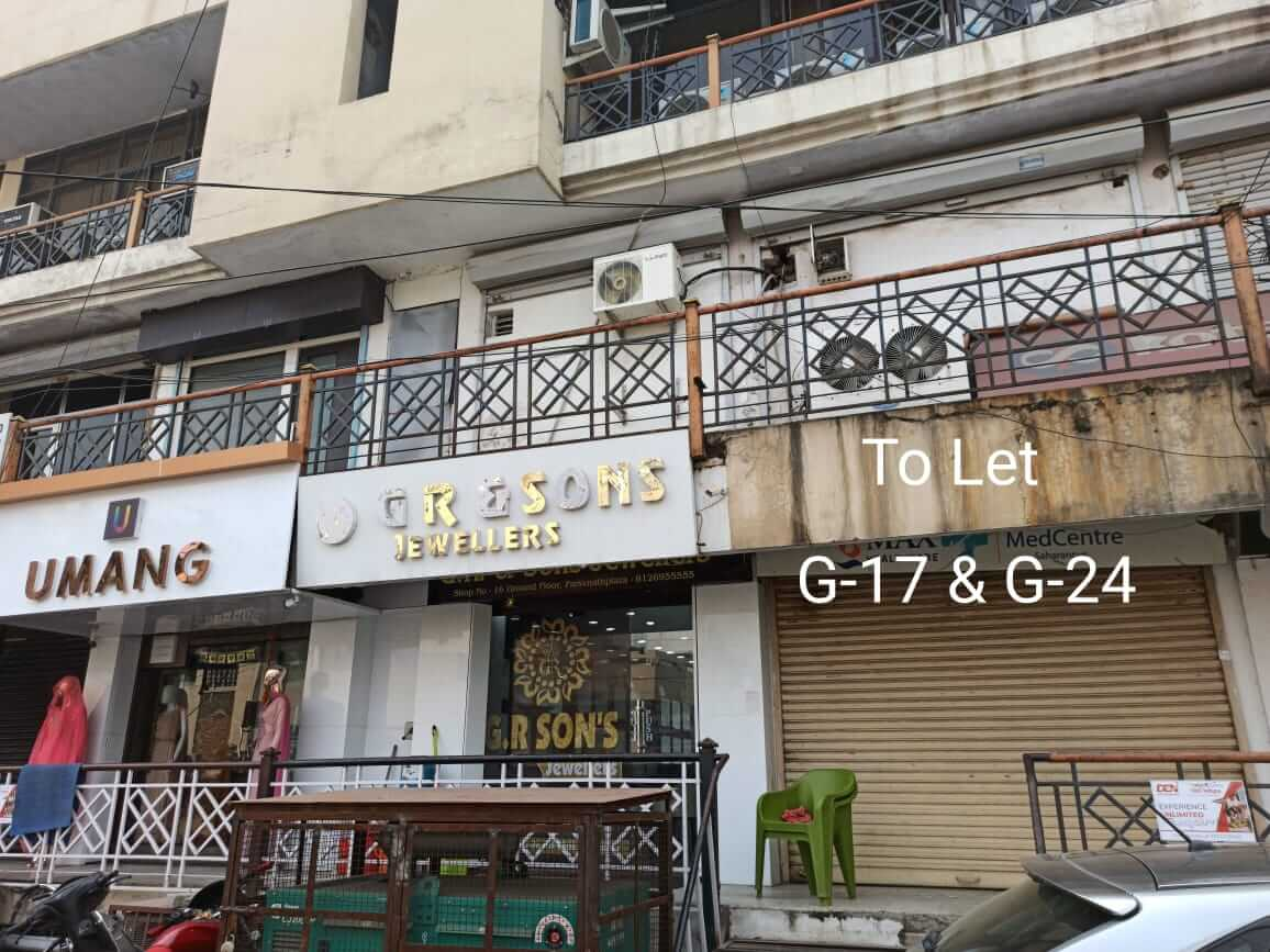 Shop for Rent 400 Sq. Feet at Saharanpur