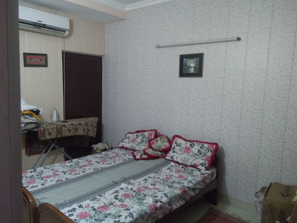 Newly Done 2BHK + Wardrobe & Modular Kitchen in Noida sector 37.
