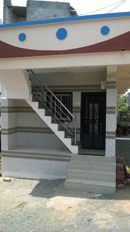 house selling in Fast developing soc. for investor and peacefull soc. area for residency, loan available. 3400000