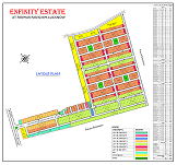 residential plot for sale In lucknow city - ENFINITY ESTATES