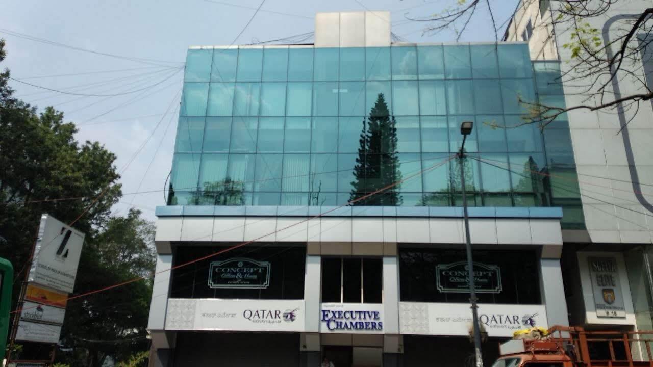 Office Space for Rent 2500 Sq. Feet at Bangalore, Vasant Nagar