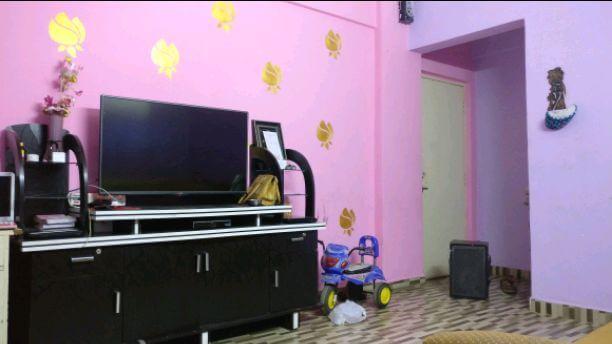 1 BHK Lavish Apartment at Prime Location Bhekrai Nagar with 2 Balconies