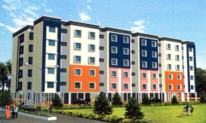 1 BHK APARTMENT AT BHUBANESWAR @7 LACKS