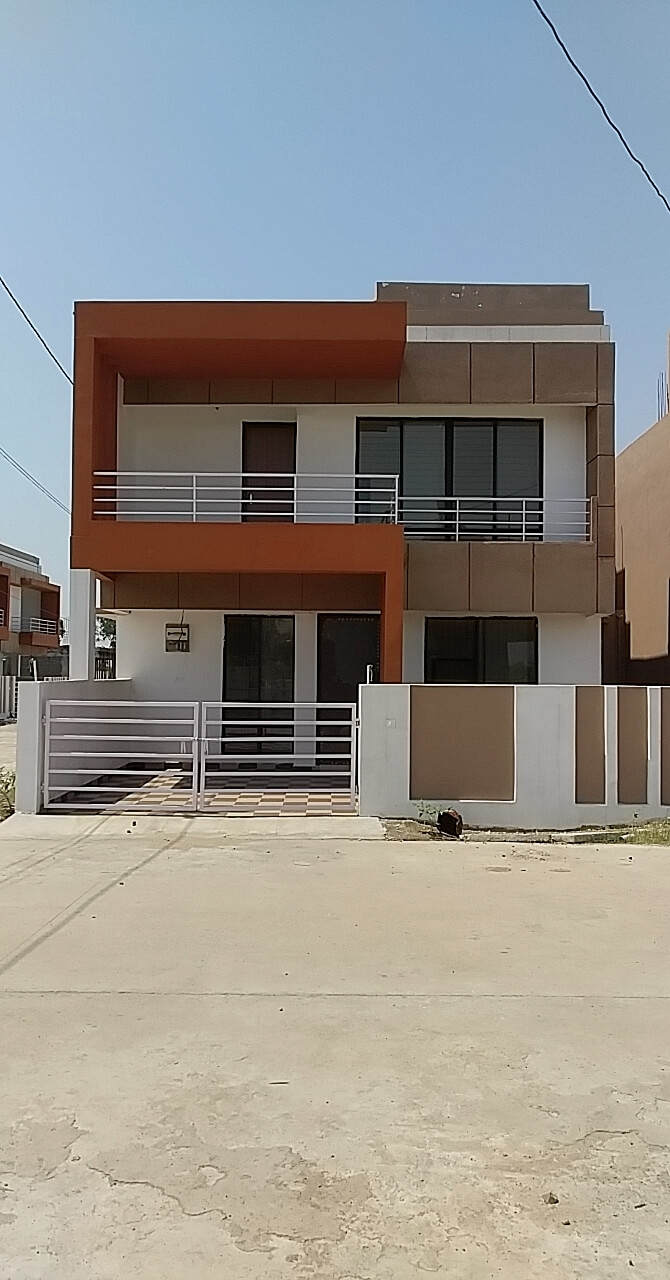Independent House for Sale 1500 Sq. Feet at Bilaspur