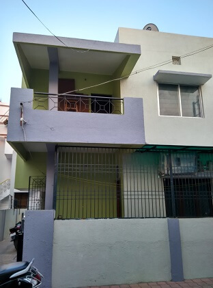3 BHK Duplex for Rent at Umiya nagar duplex,Chanakyapuri Circle, New Sama Road