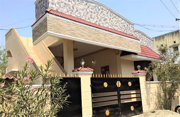2BHK 1350sqft - Independent House for sale in Mangadu, chennai