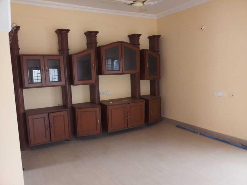 Rent for villa at nizampet Near maruti Suzuki showroom.nizampet road