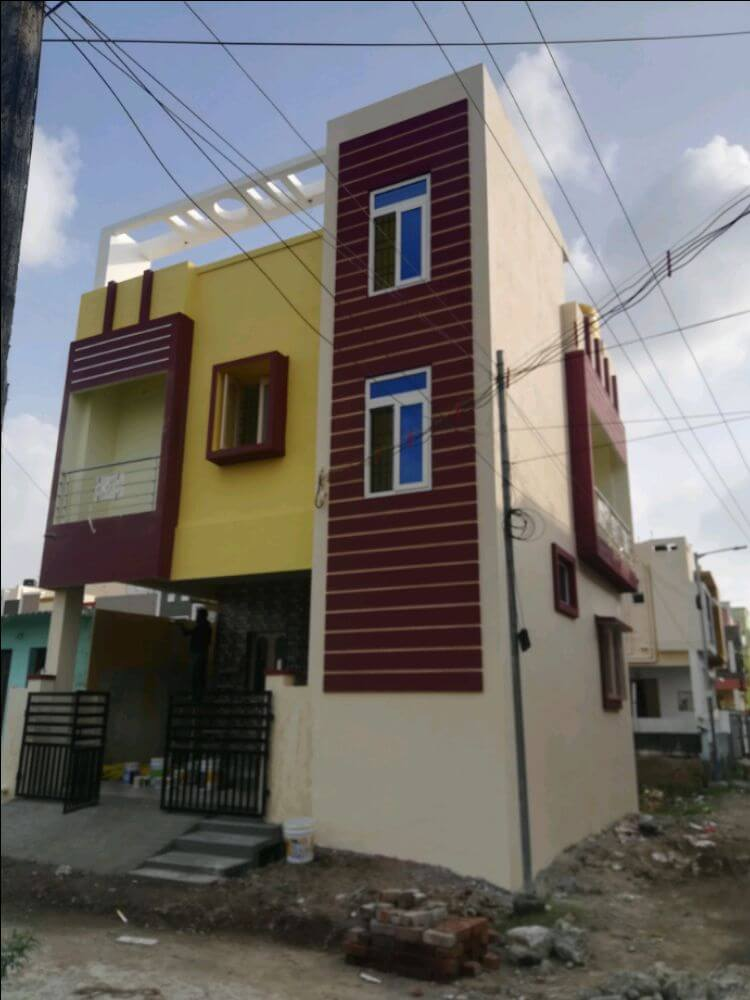 Independent House for Sale 625 Sq. Feet at Chennai