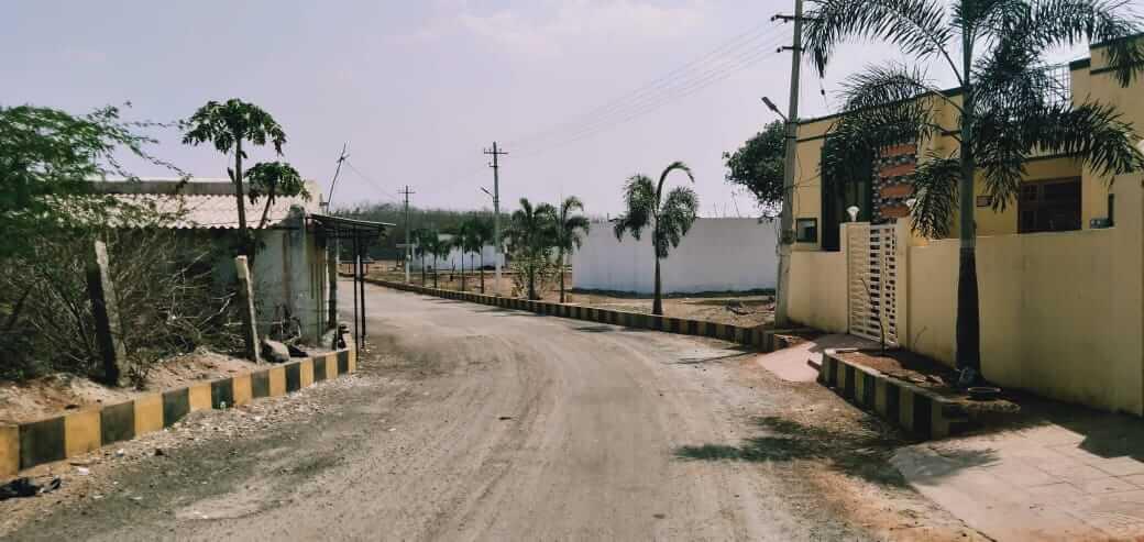 Residential Plot / Land for Sale 200 Sq. Yards at Hyderabad, Shamshabad