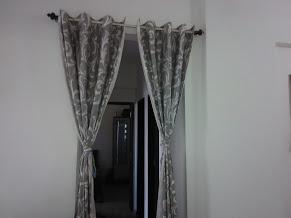 1 BHK, Dombivali East, semi furnished. 3 km from Dombivali East railway station