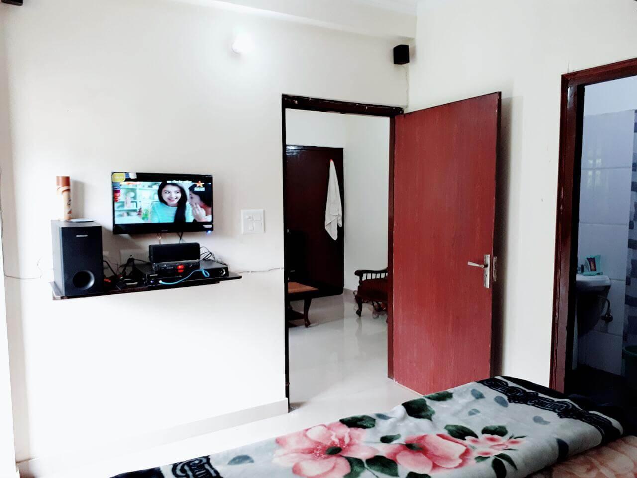 1 BHK Apartment / Flat for Rent 550 Sq. Feet at Nainital
