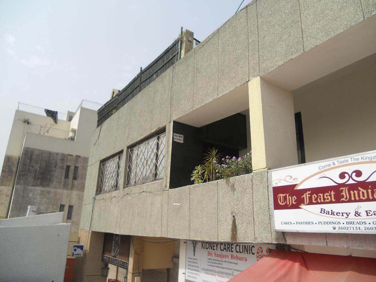 For Sale/Rent Commercial space in south Delhi Alaknanda near Greater Kailash-2 , Kalkaji