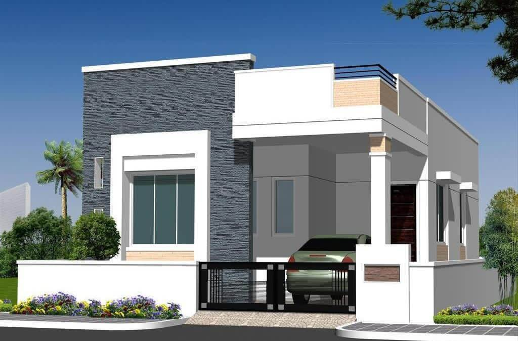 Independent House for Sale 980 Sq. Feet at Hyderabad
