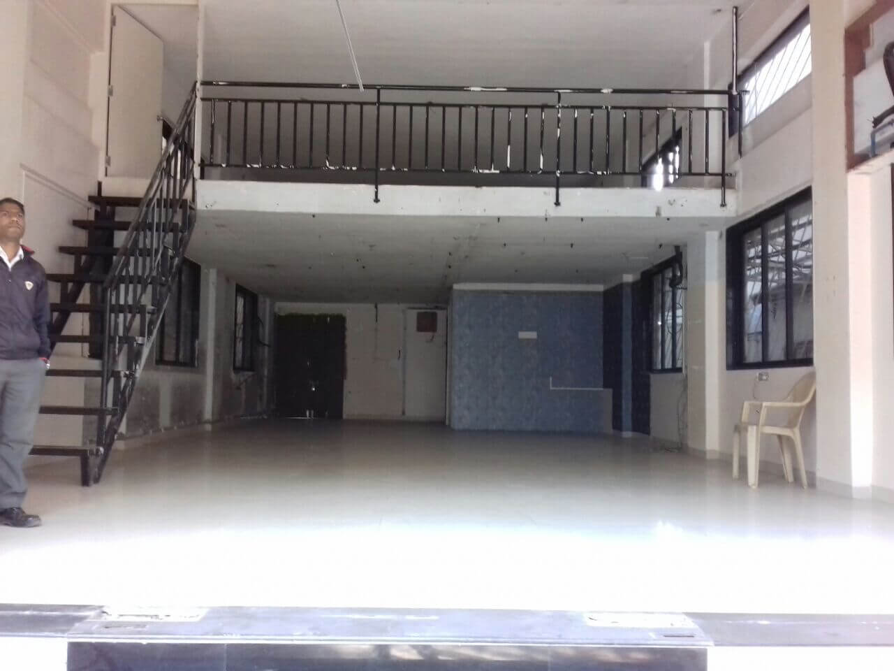 Osian House showroom ground as well 1st floor for rent at MG Road  Pune Near Try-luck Hotel