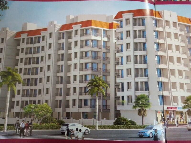 1 BHK for Immediate Sale in Bhiwandi / New Bhiwandi (Pehla Ghar - Divekar Complex)