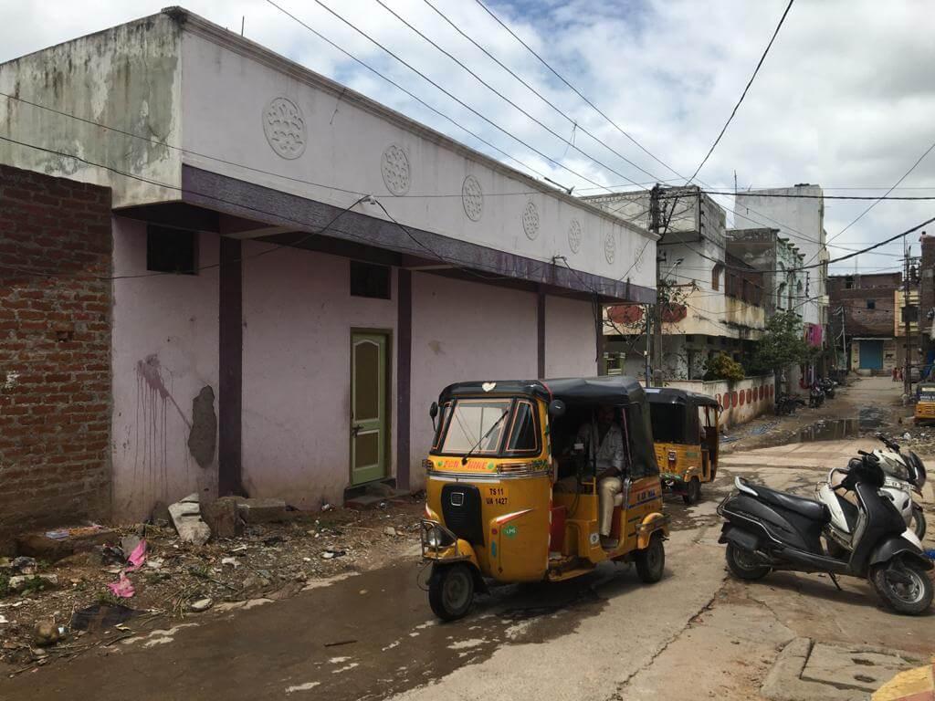 Warehouse / Godown for Rent 1008 Sq. Feet at Hyderabad, Vetpalli