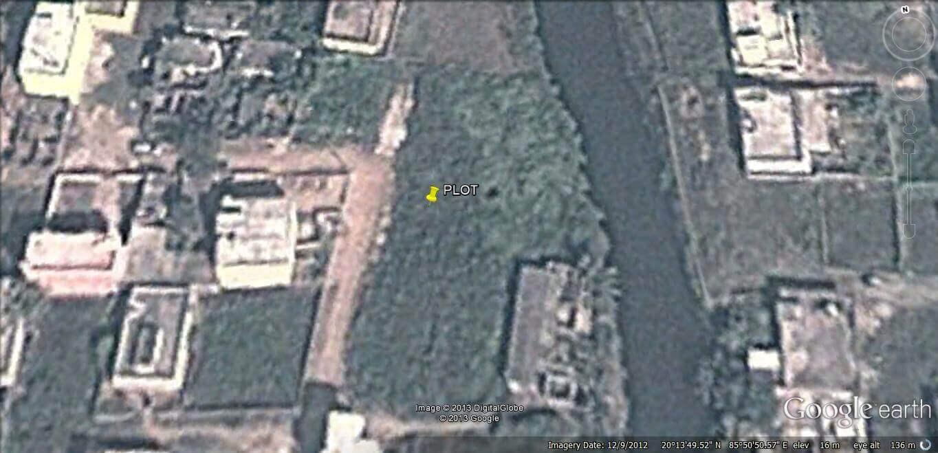 GHARABARI (RESIDENTIAL) PLOT FOR SALE AT SAMANTRAPUR, BHUBANESWAR,ODISHA.