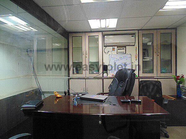 Fully Furnished Office Space, Ample Parking, Plug n Play. Ready to Occupy in Prime location