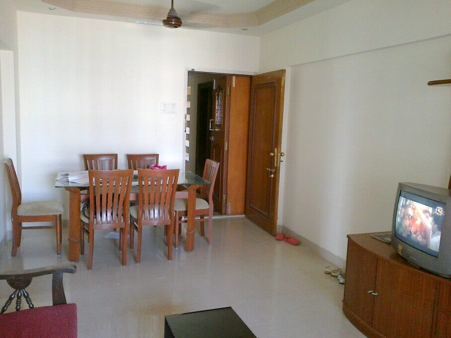 2 Bedroom Apartment / Flat for rent in Whispering Heights, Kandivali East, Mumbai